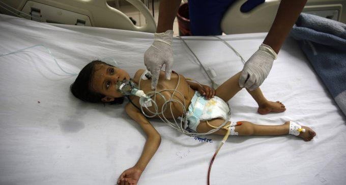 In Yemen, Selling, Borrowing, Begging To Save Loved-Ones as Cholera Rages