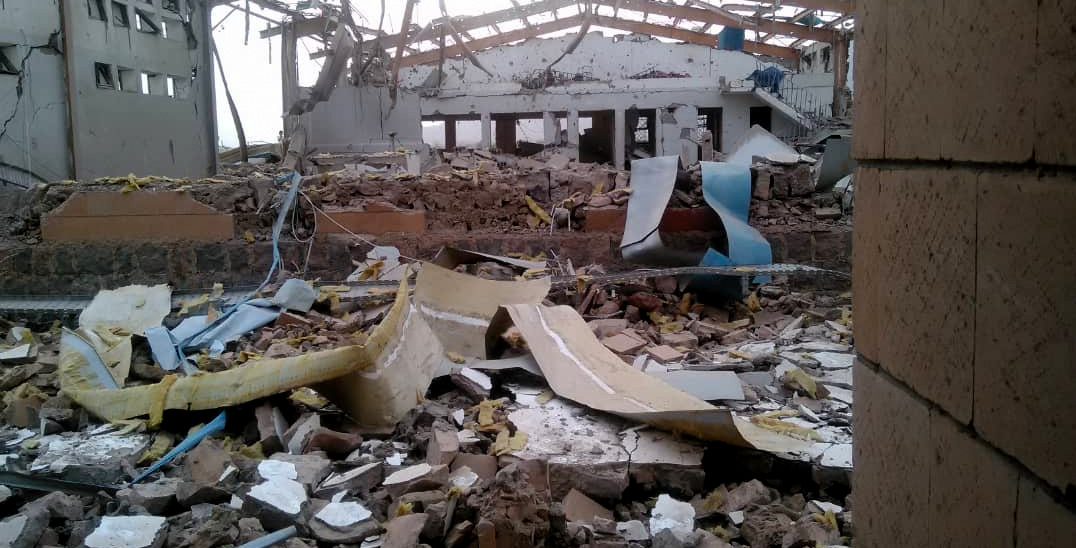 How Saudi Arabia Tried to Blame Doctors Without Borders After Bombing Its Cholera Treatment Center