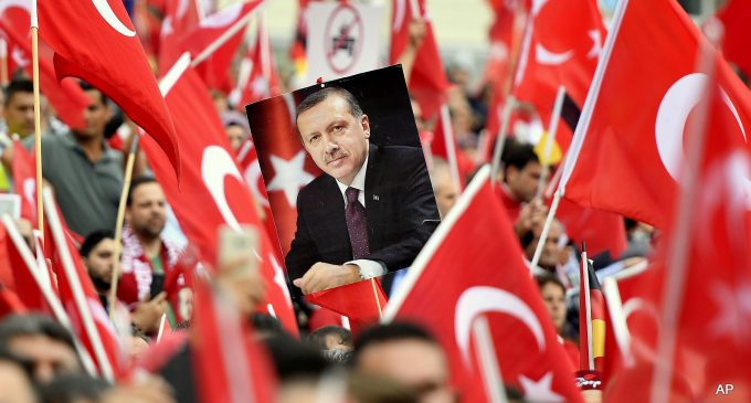 Turkey's President Erdogan Wins Re-Election