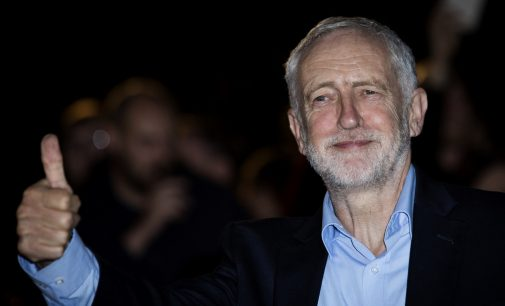 Jeremy Corbyn Says Future Labour Government Would Recognize Palestine as State