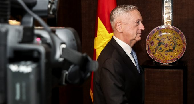 "Is Mattis Next on Chopping Block for Questioning the ""Adelson Agenda""?"