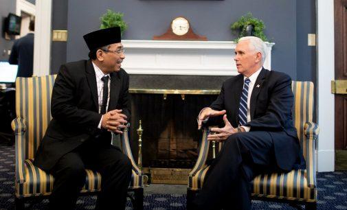With Pence and Netanyahu Meetings, Indonesia Signals Shift to Saudi-Israeli Fold