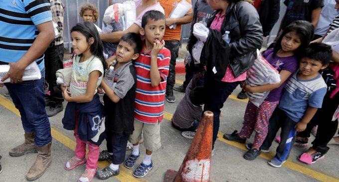 Trump's War on Migrants Lands Toddlers in Court to Plead Their Cases Alone