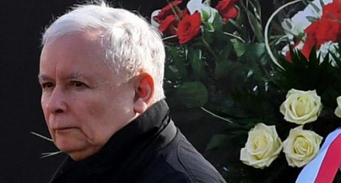 Poland's Kaczynski says Germany should pay compensation over World War ll crimes