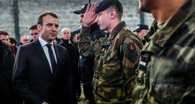 Macron Wants to Implement Compulsory Military Service