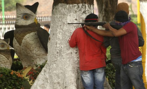 Nicaragua's Paramilitary Opposition Wages Intimidation and Media Terror Campaign