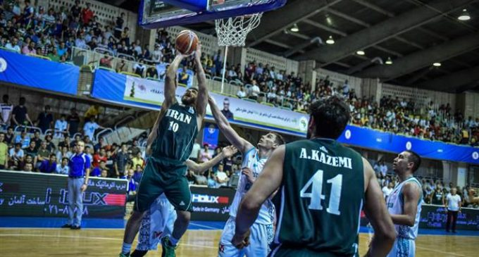 Iran overpowers Kazakhstan at 2019 FIBA Basketball World Cup qualifier, moves to next level