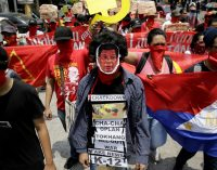 "Duterte Beckons Communist Negotiators ""Home"" to Talk at Gunpoint, Reds Reject the Invitation"