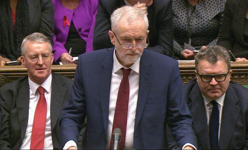 Boris Johnson Jumps Brexit Ship, Jeremy Corbyn Emphasizes Theresa May's Failures