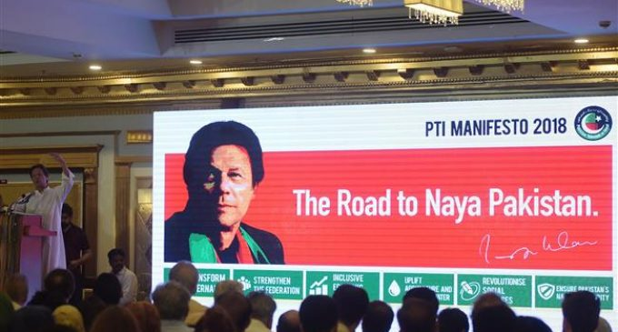Pakistan's PTI vows not to take dictates from US if it wins polls