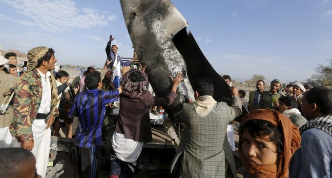 Yemen's Houthis Down Saudi Jet as It Returned From a Bombing Run