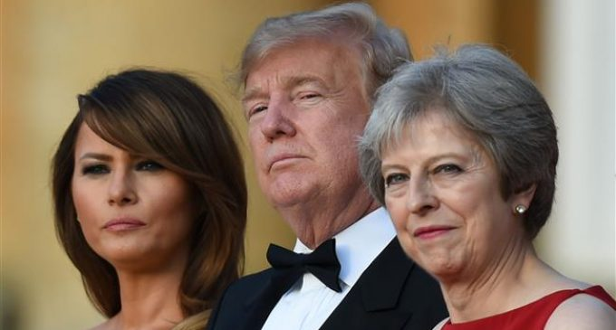 May's soft Brexit plan would kill UK-US trade deal: Trump