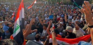 Two people dead in protests over economic conditions in S Iraq