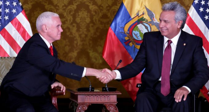Ecuador Bows to US and IMF, Entering New Neoliberal Era