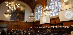 ICJ confirms Iran's lawsuit against US over re-imposing sanctions
