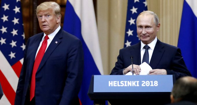 Trump-Putin Summit Delivers No Grand Bargain on Syria or Iran