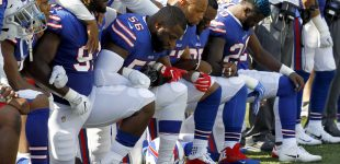 NFL Freezes Policy Barring Players From Kneeling During Anthem