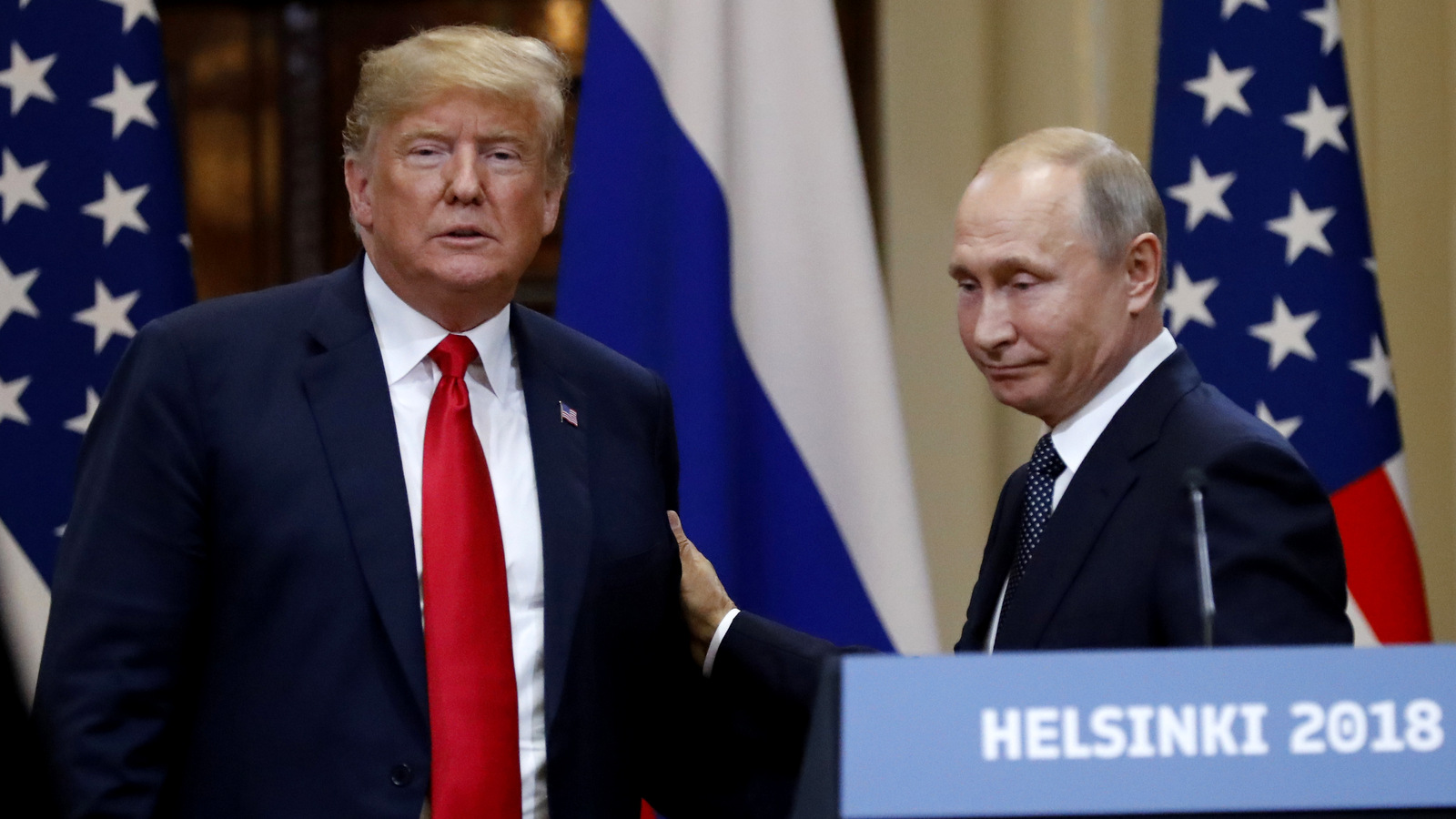 Trump's Helsinki Faceplant Is a Grim Reflection of Washington's Uncompromising Anti-Russia Crusade