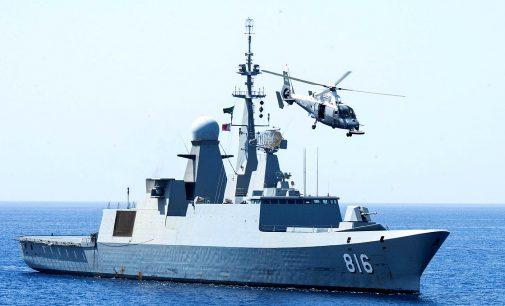 Yemen's Navy Hits Saudi Warship Off Yemen's Coast