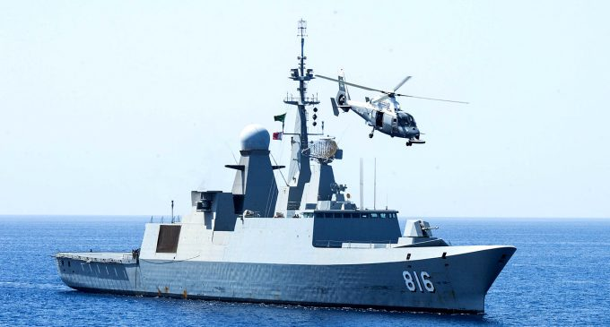 Yemen's Navy Hits Saudi Warship Off Yemen's Coast