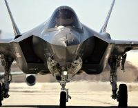 Congress Officially Blocks F-35 Shipments To Turkey After Mattis Pleads Not To