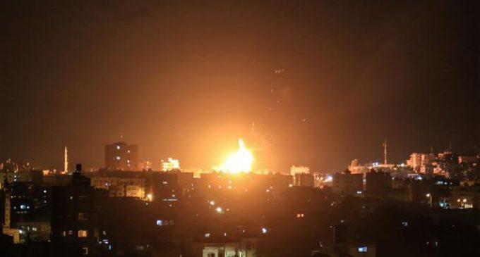 Israel targets Gaza Strip with artillery fire, killing three