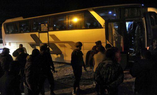 Syrian White Helmets Request Additional Evacuations to Al-Qaeda-held Idlib Province