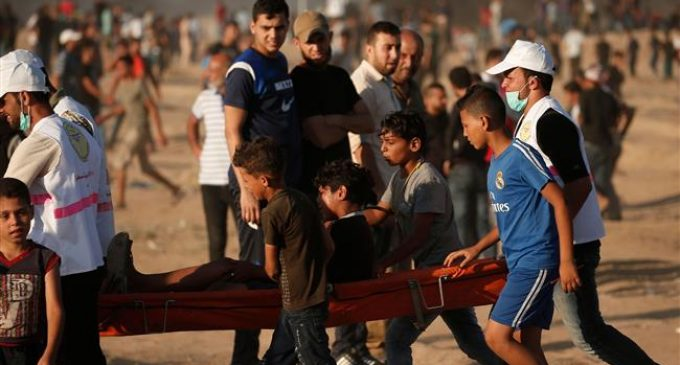 Israeli troops kill two Palestinians in Gaza