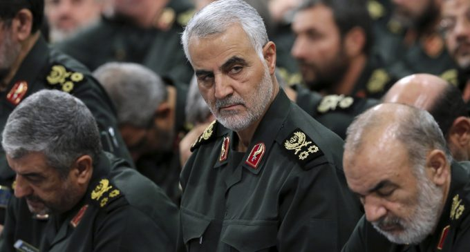 Iran's Special Forces Chief Warns Trump: 'If You Begin the War, We Will End It'