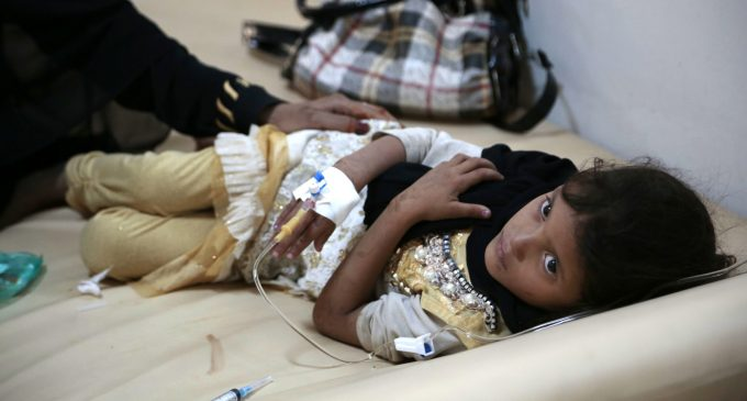 The US-Backed Coalition in Yemen is Trying to Trigger Another Massive Cholera Epidemic
