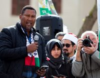 Mandela's Grandson to Honor Ahed Tamimi with Award for Her Bravery in Resisting Israeli Oppression