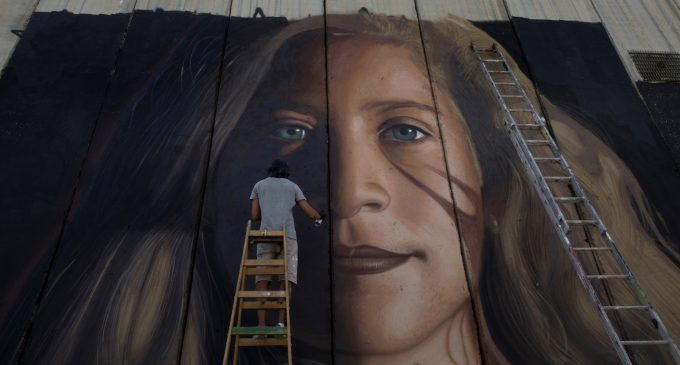 Ahed Tamimi, Renowned 17-Year-Old Palestinian Resister, Freed from Israeli Prison after Eight Months