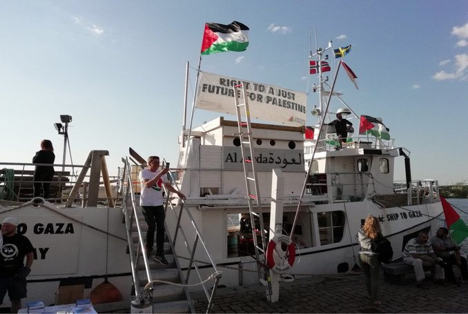 Israel's Takeover of Freedom Flotilla Was Not 'Peaceful'