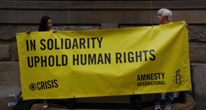 Attack on Amnesty International Staffer Using Israeli-Made Spyware May Be Part of Broad Surveillance Campaign