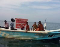 How Women Led a Peaceful Flotilla to Reclaim Their Island From the Sri Lankan Navy