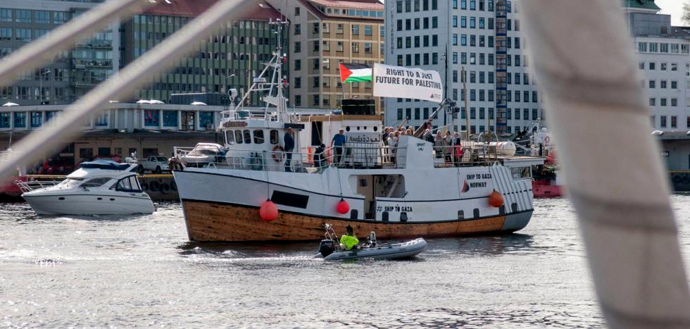 Israel Begins Deporting Detained Freedom Flotilla Activists