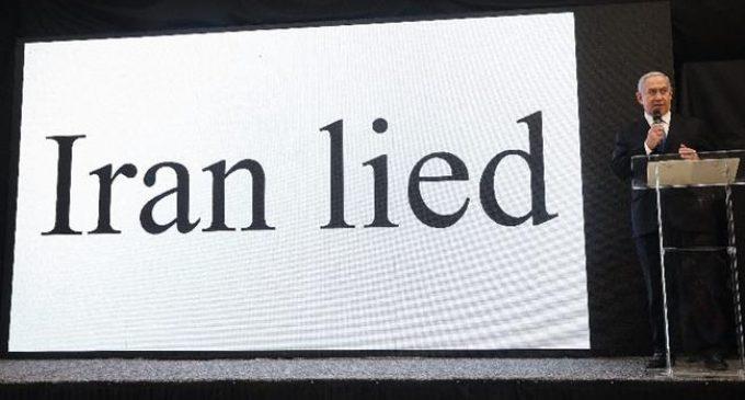Who is lying: Iran or Israel?