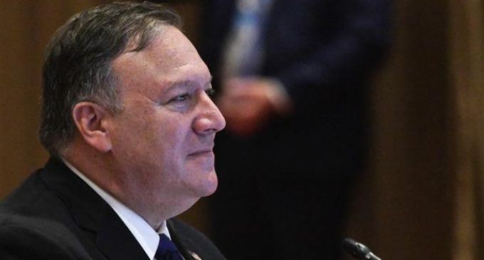 Pompeo calls on Turkey to release US pastor