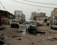 Saudi Coalition Bombs Fish Market & Hospital in Hodeida Killing Scores of Civilians