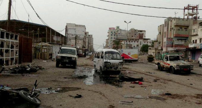 Saudi Coalition Bombs Fish Market & Hospital in Hodeida Killing Scores of Civilians