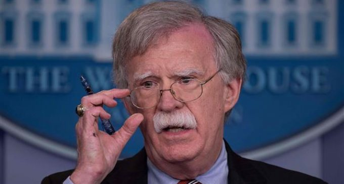 No US govt. involvement in drone attack against Venezuela president: Bolton