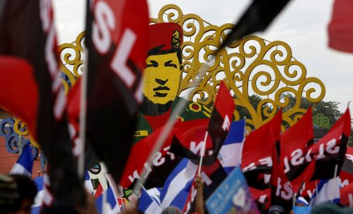 Max Blumenthal on the Violent Undemocratic Uprising in Nicaragua