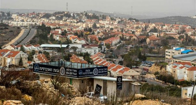 Israeli regime to construct three new settlements in Negev desert