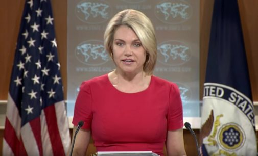 Watch: Reporters Slam US For Refusing to Condemn Saudi-US Airstrike On Yemen School Bus