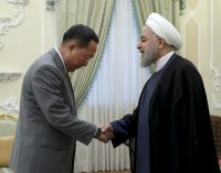 As Denuclearization Talks Stagnate, North Korea's Foreign Minister Heads to Iran
