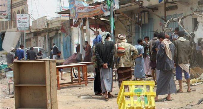 Saudi airstrikes kill scores of Yemeni school children