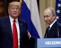 Torrent of New US Sanctions on Russia Reflect GOP Midterm Concerns, Helsinki Fallout