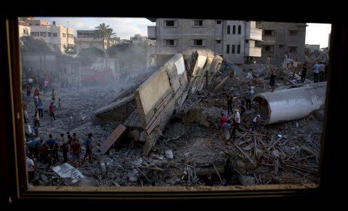 "Haaretz Reports Israel Targeting Civilians in Gaza as ""Collective Punishment"""