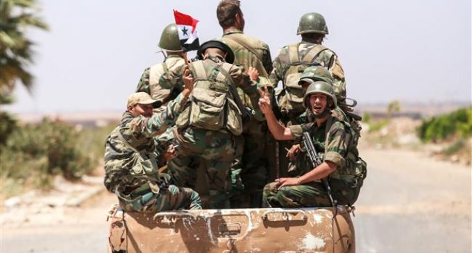 Syrian troops take back more ground from Daesh in Sweida
