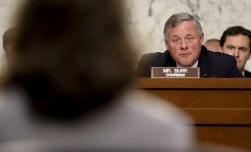 Senator Richard Burr: a Longtime Fan of Torture